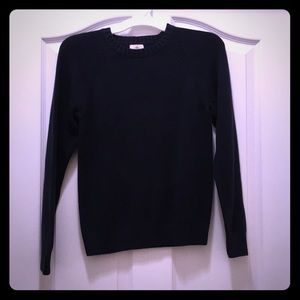 Land's End Navy Sweater